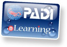 Start learning now your Padi Courses Lembongan with elearning